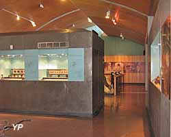 Musée de la Cloche et de la Sonnaille - Salle de fabrication des Clarines et des grelots