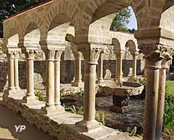 Abbaye de Daoulas - cloître (CDP29)