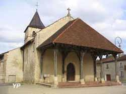 Église Saint-Antoine (Saint-Trivier-de-Courtes - Ferme-Musée de la Forêt)