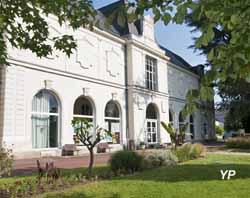 Jardin Botanique de la faculté de Pharmacie (Université d'Angers)