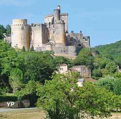 château de Bonaguil (Office de Tourisme Fumel-Vallée du Lot)
