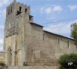 Église abbatiale Saint-Pierre (Mairie de Tasque)