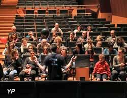 Opéra de Dijon - auditorium (Gilles Abegg)