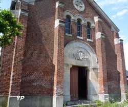 Ancien temple protestant de Nauroy (I. Godart)