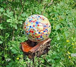 Jardin des Plantes à Couleurs - Béatrice Ballange