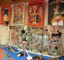 Musée du Cirque - expo Cinéma