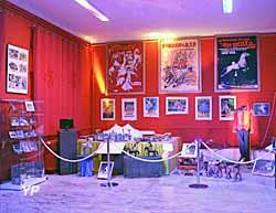 Musée du Cirque - salle Art Equestre