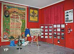 Musée du Cirque - salle Origine du cirque