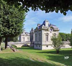 Pavillon Anne Morgan  (Marc Poirier)