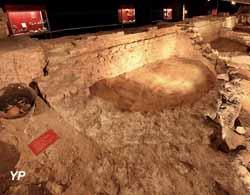 Crypte archéologique (Ville de Dax)