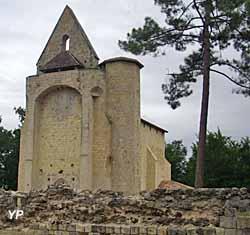 Église Saint-Clair de Gouts (Mairie d'Allons)