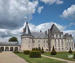 Château d'Azay-le-Ferron (Château d'Azay-le-Ferron)