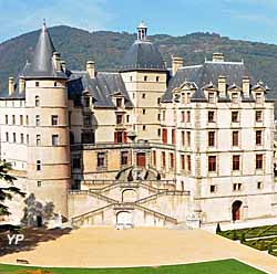 Château de Vizille - Musée de la Révolution française (Département de l'Isère)