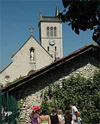 Morestel, cité des peintres (OTSI de Morestel)