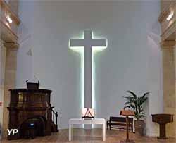 Église protestante Unie de Marseille Grignan (Anne Faisandier)