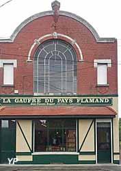 Gaufre du Pays flamand - Petit Musée de la Gaufre (Gaufre du Pays flamand)