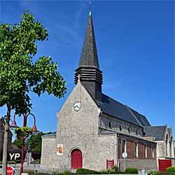 Église Saint-Gilles (Association des Amis d'Anchin et du Vieux Pecquencourt)