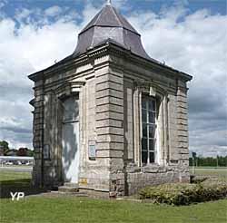 Pavillons d'entrée Anchin (Association des Amis d'Anchin et du Vieux Pecquencourt)