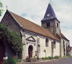 Église Saint-Martin (Mairie d'Omerville)