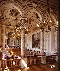 Hôtel de ville - salle du conseil