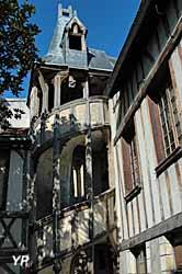 Maison Jean Cousin (Ville de Sens)