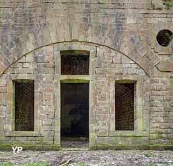 Fort de Roppe - chambre de troupe