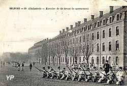 Caserne Friederichs (Défense)