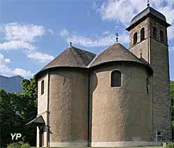 Église Saint-Maurice (Mairie de Chamousset)