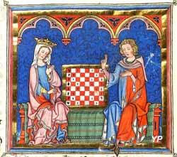 Musée du jouet - jeu d'échec