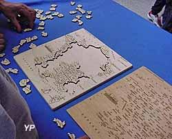 Musée du jouet - puzzle