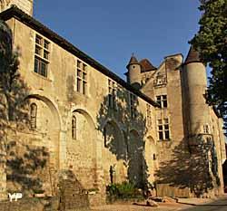 Château des Doyens (Pays d'art et d'histoire de la vallée de la Dordogne lotoise)