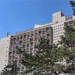 Site Le Corbusier - Unité d'habitation