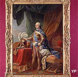 Château de Parentignat - Louis XV (Carl Vanloo)