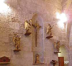 Cloître et refectoire des abbés de Saint-Aphrodise (Office de Tourisme Béziers Méditerranée)