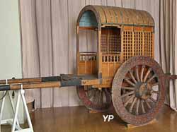 Musée national de la Voiture - charrette chinoise