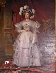 Marie-Amélie, reine des Français (Louis Hersent)