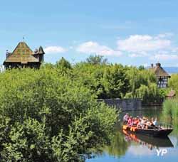 Ecomusée d'Alsace - barque