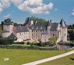 Château de Colombières (Charles de Maupeou)