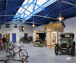 Musée De Dion Bouton - Atelier Gaston Garino