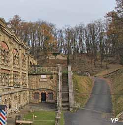 Fort de Cormeilles (reconstitution historique)