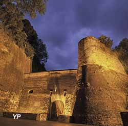 Château-Fort de Guise - Porte Ducale