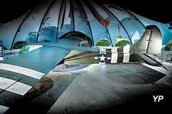 Airborne Museum - planeur WACO