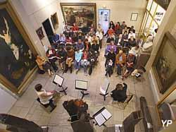 Musée municipal d'Art et d'Histoire