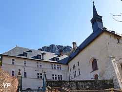 Musée de la Grande Chartreuse - détail des stalles