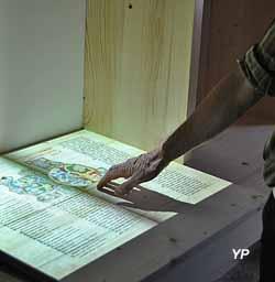 Musée de la Grande Chartreuse - Bible virtuelle
