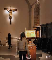 Musée de la Grande Chartreuse - église