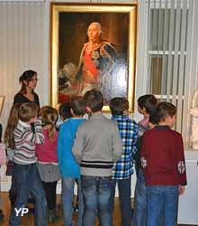 Musée d'Art et d'Histoire de Sainte-Ménehould (Société Publique des Couleurs)