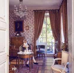 Musée de la Folie Marco - chambre de Gustave Schwartz