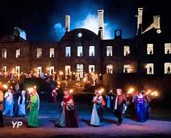 Abbaye de Bon-Repos - spectacle son et lumière