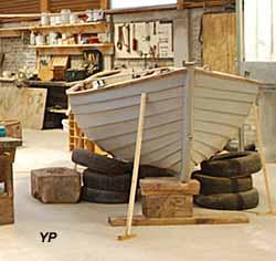 Chantier de construction navale traditionnelle (Office de Tourisme d'Etaples-sur-Mer)